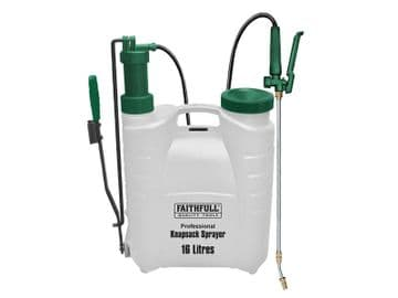 Professional Knapsack Sprayer with Viton® Seals 16 litre